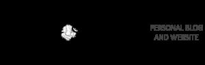 Personal blogsite logo